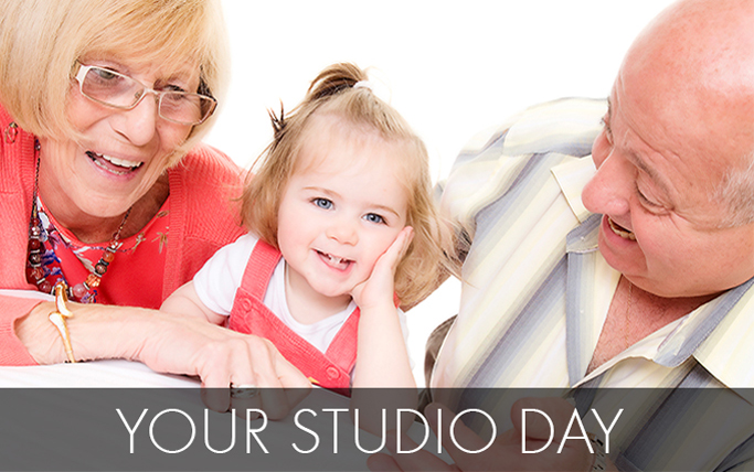 Your studio day